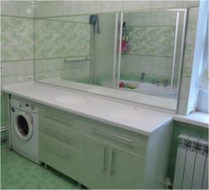 Мебель для ванной комнаты на заказ в Самаре