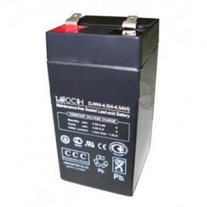 Аккумулятор для аварийного освещения и кассовых аппаратов