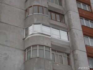 Алюминиевые и пластиковые балконы, окна, двери, офисные перегородки.