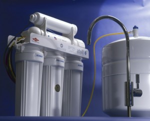 Установка фильтров очистки воды в Самаре infrus.ru
